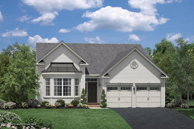 8 Pebble Creek Court, Tinton Falls, NJ 07724 (MLS #21726028) :: The Dekanski Home Selling Team