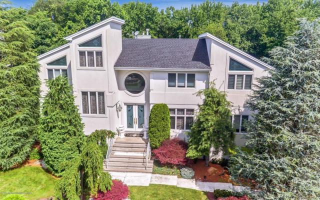 105 Valesi Drive, Morganville, NJ 07751 (MLS #21726375) :: The Dekanski Home Selling Team