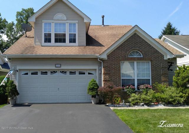 109 Sandpiper Drive, Bayville, NJ 08721 (MLS #21726473) :: The Dekanski Home Selling Team