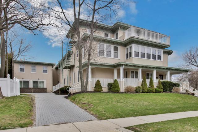 1211 Grand Avenue #201, Asbury Park, NJ 07712 (MLS #21726495) :: The Dekanski Home Selling Team