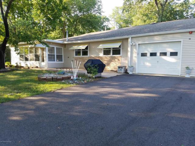 14 Dixie Lane C, Jackson, NJ 08527 (MLS #21726635) :: The Dekanski Home Selling Team