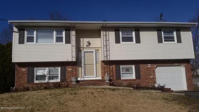 89 Salem Hill Road, Howell, NJ 07731 (MLS #21726696) :: The Dekanski Home Selling Team