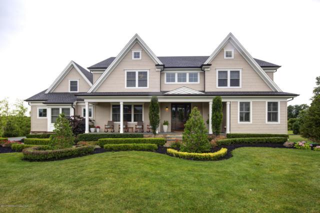 9 Berg Court E, Middletown, NJ 07748 (MLS #21727142) :: The Dekanski Home Selling Team