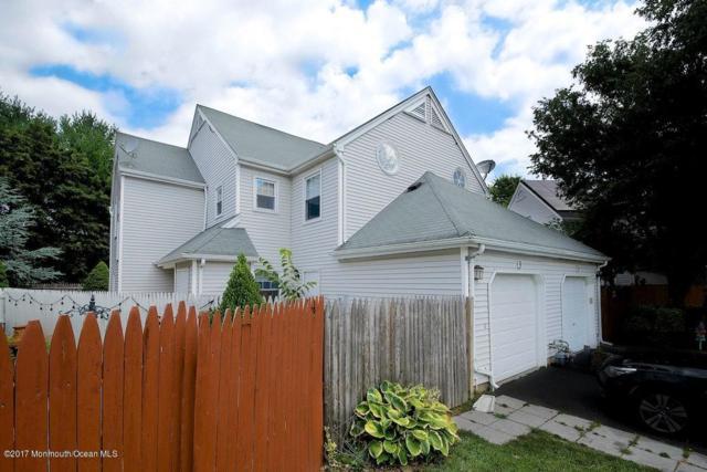 9 Poe Court, Freehold, NJ 07728 (MLS #21727219) :: The Dekanski Home Selling Team