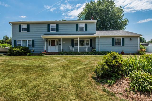 22 Old Post Road, Freehold, NJ 07728 (MLS #21727296) :: The Dekanski Home Selling Team