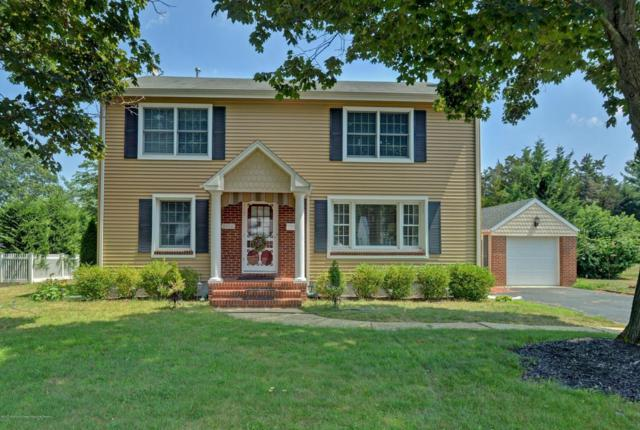 2150 Village Road, Sea Girt, NJ 08750 (MLS #21727390) :: The Dekanski Home Selling Team