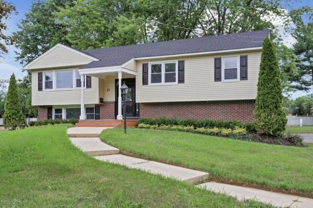 13 Stonehurst Boulevard, Freehold, NJ 07728 (MLS #21727444) :: The Dekanski Home Selling Team