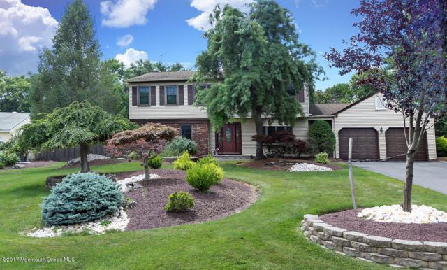 8 Teal Court, Marlboro, NJ 07746 (MLS #21727505) :: The Dekanski Home Selling Team