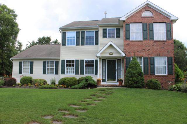 1586 Penbrook Court, Toms River, NJ 08755 (MLS #21727605) :: The Dekanski Home Selling Team