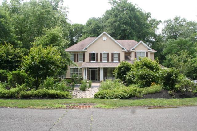50 Beacon Hill Road, Morganville, NJ 07751 (MLS #21727664) :: The Dekanski Home Selling Team