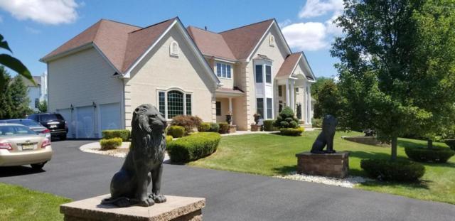 2 Lecarre Drive, Marlboro, NJ 07746 (MLS #21727993) :: The Dekanski Home Selling Team