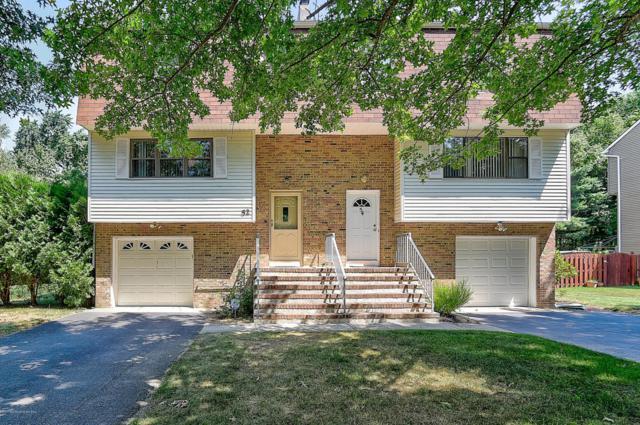 52 Dortmunder Drive, Manalapan, NJ 07726 (MLS #21728029) :: The Dekanski Home Selling Team