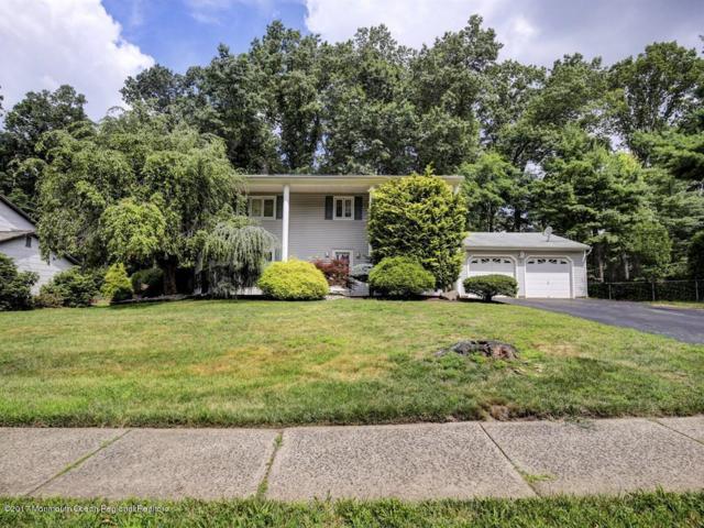 8 Duncan Drive, Marlboro, NJ 07746 (MLS #21728082) :: The Dekanski Home Selling Team