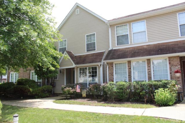 531 Manchester Place, Morganville, NJ 07751 (MLS #21728189) :: The Dekanski Home Selling Team