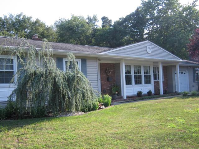76 Newbury Road, Howell, NJ 07731 (MLS #21728220) :: The Dekanski Home Selling Team