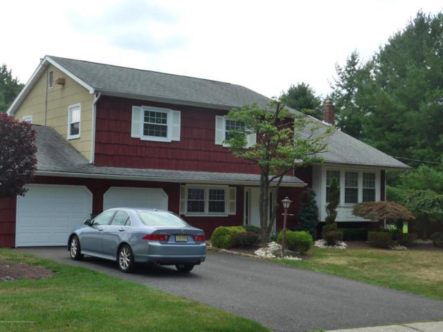 45 Ottawa Road S, Marlboro, NJ 07746 (MLS #21728273) :: The Dekanski Home Selling Team