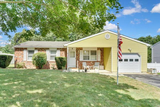 4 Juniper Place, Howell, NJ 07731 (MLS #21728279) :: The Dekanski Home Selling Team