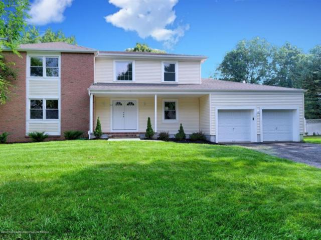 23 Colts Run, Marlboro, NJ 07746 (MLS #21728304) :: The Dekanski Home Selling Team
