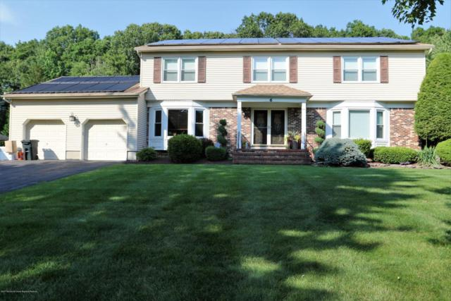 6 Shilling Road, Manalapan, NJ 07726 (MLS #21728349) :: The Dekanski Home Selling Team