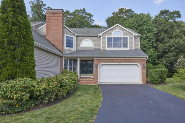 234 Whispering Woods Court, Little Silver, NJ 07739 (MLS #21728450) :: The Dekanski Home Selling Team