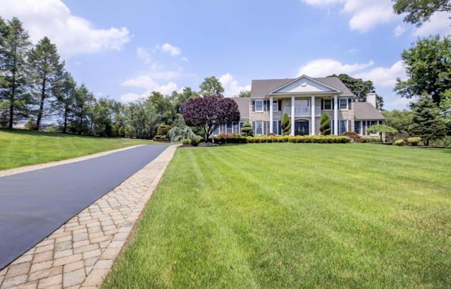 11 Carole Court, Manalapan, NJ 07726 (MLS #21728498) :: The Dekanski Home Selling Team