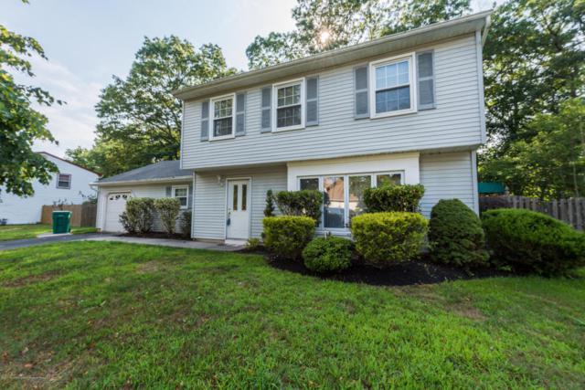 47 Eric Drive, Howell, NJ 07731 (MLS #21728654) :: The Dekanski Home Selling Team