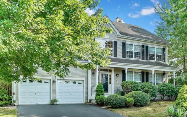 45 Rachael Drive, Morganville, NJ 07751 (MLS #21728664) :: The Dekanski Home Selling Team
