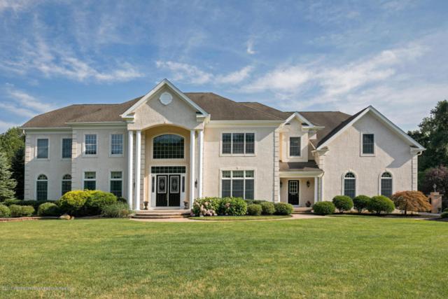 17 Sleepy Hollow Court, Upper Freehold, NJ 08501 (MLS #21728910) :: The Dekanski Home Selling Team