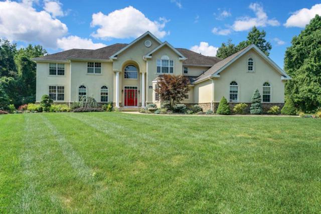 107 Larrabee Boulevard, Howell, NJ 07731 (MLS #21728921) :: The Dekanski Home Selling Team