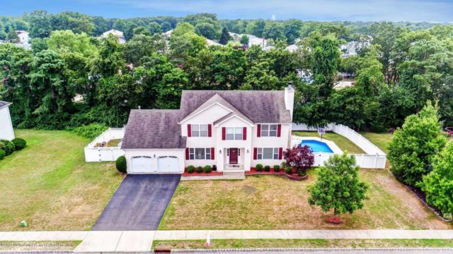 12 Autumn Drive, Howell, NJ 07731 (MLS #21729044) :: The Dekanski Home Selling Team