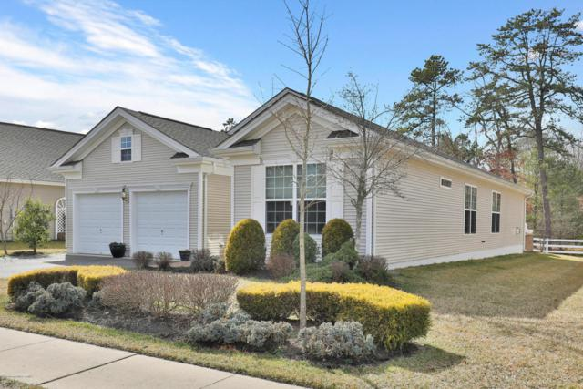 101 Gables Way, Jackson, NJ 08527 (MLS #21729263) :: The Dekanski Home Selling Team