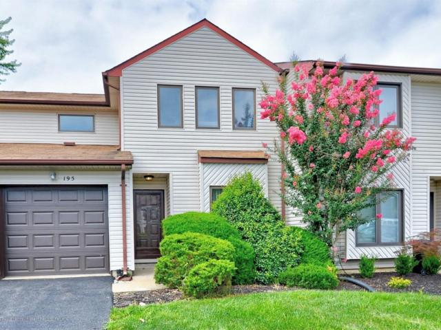 195 Pear Drive, Marlboro, NJ 07746 (MLS #21729328) :: The Dekanski Home Selling Team