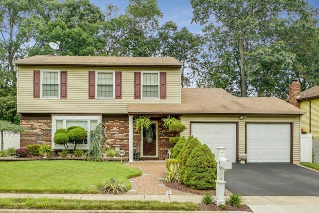 9 Flintlock Drive, Howell, NJ 07731 (MLS #21729381) :: The Dekanski Home Selling Team