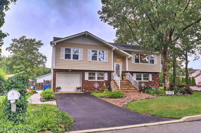 1156 Wake Forest Drive, Toms River, NJ 08753 (MLS #21729539) :: The Dekanski Home Selling Team