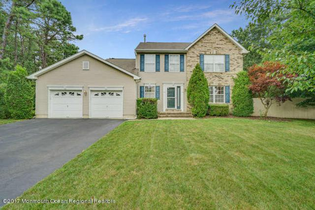 24 Carrie Drive, Howell, NJ 07731 (MLS #21729568) :: The Dekanski Home Selling Team