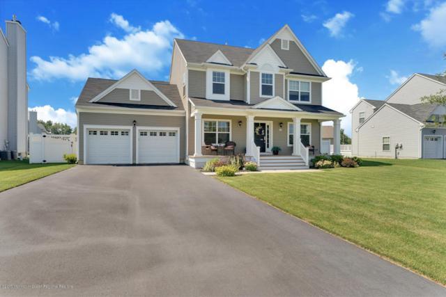 105 Spirit Bear Road, Toms River, NJ 08755 (MLS #21729651) :: The Dekanski Home Selling Team
