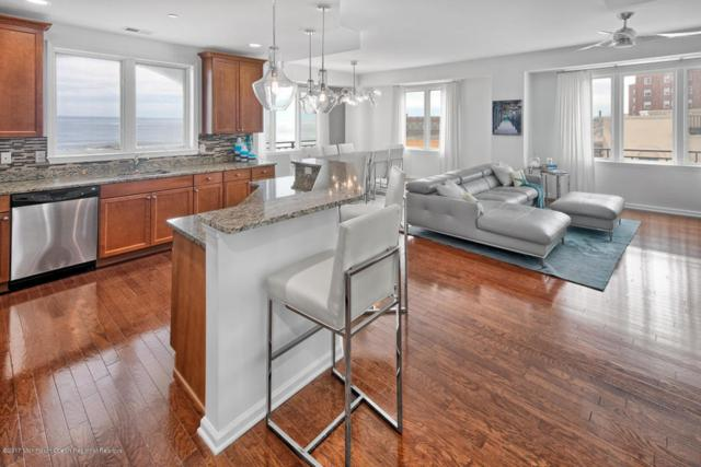 1501 Ocean Avenue #2501, Asbury Park, NJ 07712 (MLS #21729756) :: The Dekanski Home Selling Team