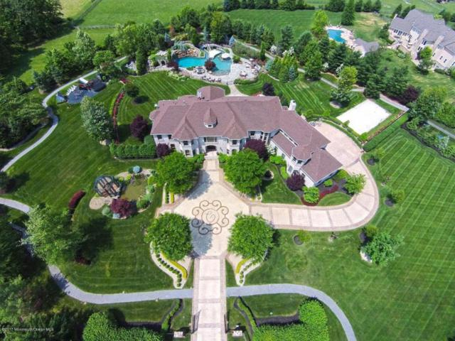 4 Michaels Way, Colts Neck, NJ 07722 (MLS #21729909) :: The Dekanski Home Selling Team