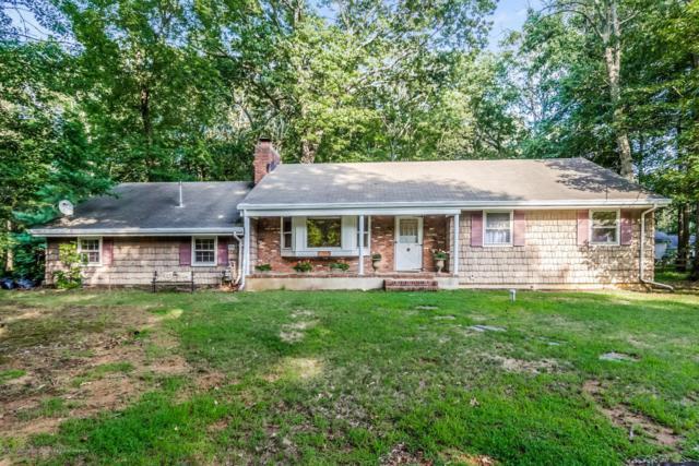 11 Collier Lane, Morganville, NJ 07751 (MLS #21730200) :: The Dekanski Home Selling Team