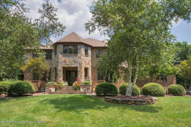 5 Armand Court, Holmdel, NJ 07733 (MLS #21730314) :: The Dekanski Home Selling Team
