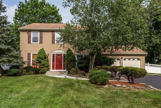 27 Marc Drive, Marlboro, NJ 07746 (MLS #21730333) :: The Dekanski Home Selling Team