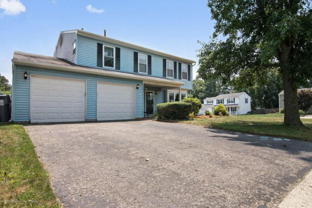 45 Snowdrift Lane, Howell, NJ 07731 (MLS #21730353) :: The Dekanski Home Selling Team