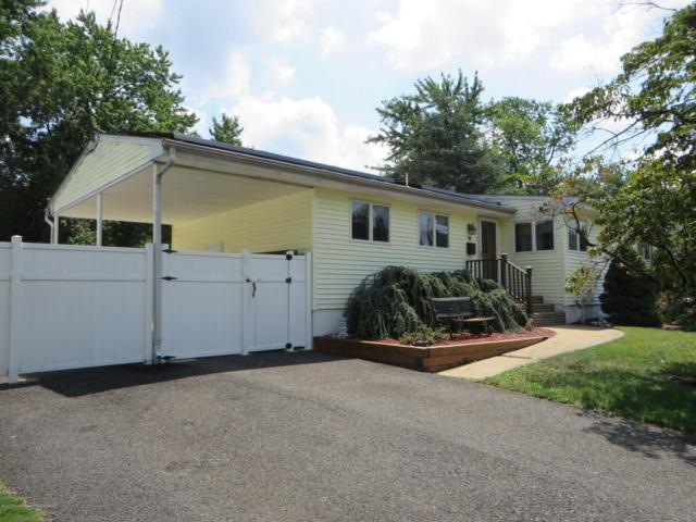 40 Cornell Drive, Hazlet, NJ 07730 (MLS #21730575) :: The Dekanski Home Selling Team