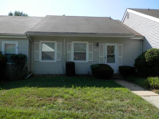 33c Plaza De Las Lobos #1000, Howell, NJ 07731 (MLS #21730608) :: The Dekanski Home Selling Team