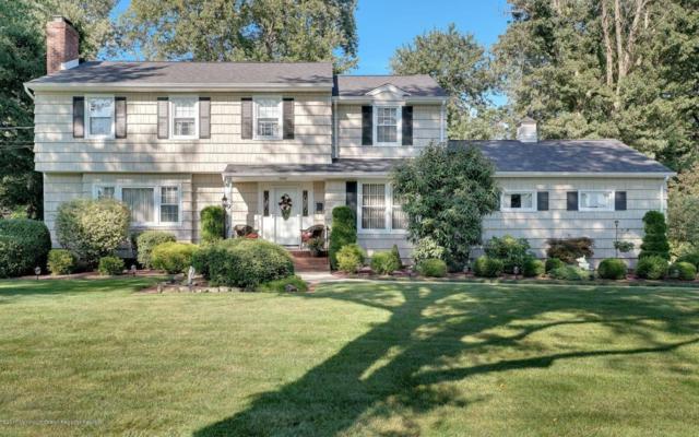 9 Cornwall Road, Freehold, NJ 07728 (MLS #21730650) :: The Dekanski Home Selling Team