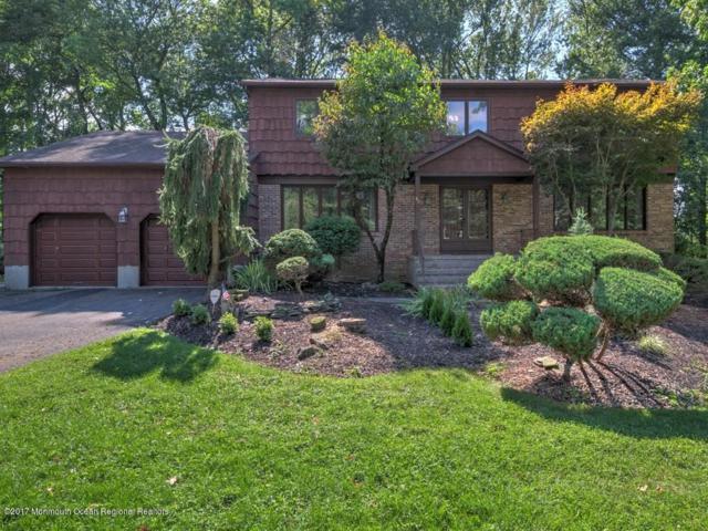 46 Vista Drive, Morganville, NJ 07751 (MLS #21730660) :: The Dekanski Home Selling Team