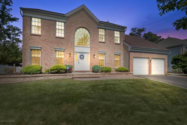 54 Vardon Way, Farmingdale, NJ 07727 (MLS #21730733) :: The Dekanski Home Selling Team