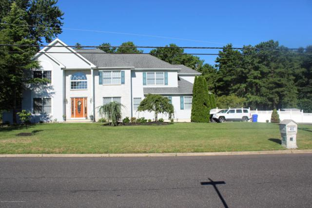 460 Birch Bark Drive, Brick, NJ 08723 (MLS #21730888) :: The Dekanski Home Selling Team