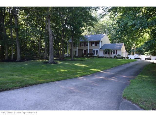 80 Stillwell Road, Middletown, NJ 07748 (MLS #21730932) :: The Dekanski Home Selling Team