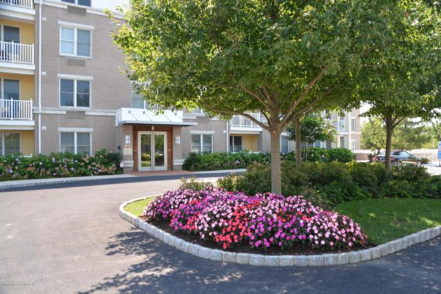 55 Melrose Terrace #216, Long Branch, NJ 07740 (MLS #21731201) :: The Dekanski Home Selling Team